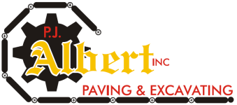 P.J. Albert, Inc. – Paving & Excavating